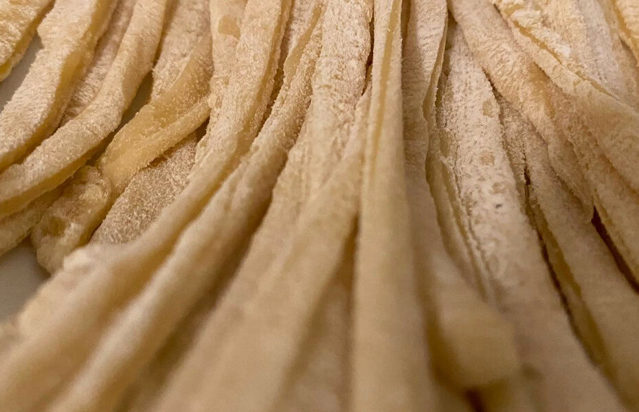 Pasta selber machen Titelbild © Moritz Stoll