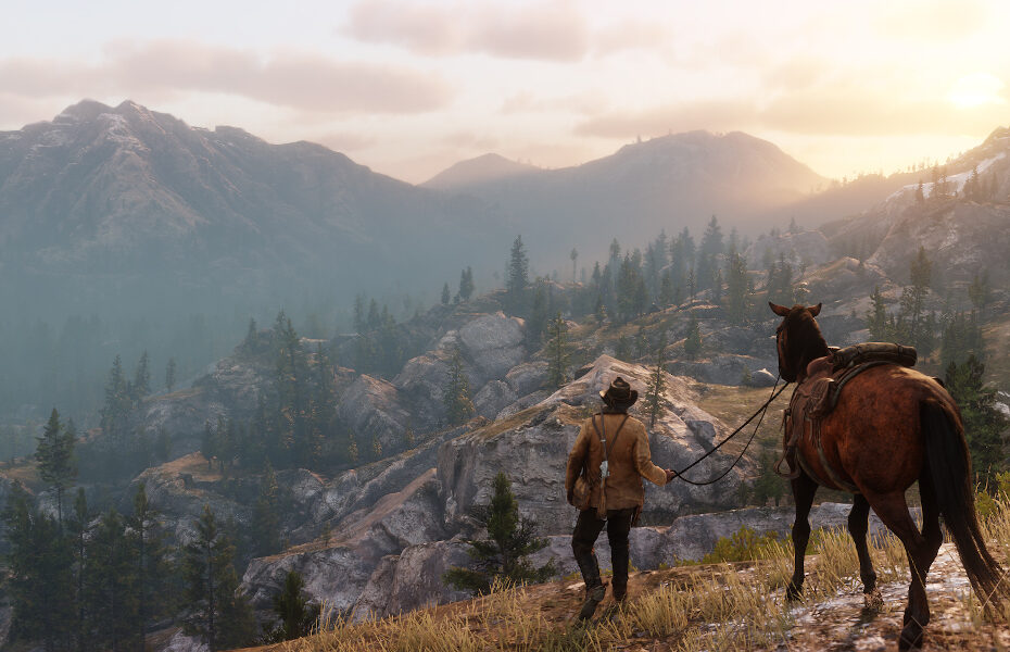 © Rockstar Games Titelbild Red Dead Redemption 2